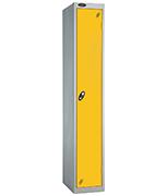 Thumbnail of Probe 1 Door - Extra Wide Yellow Locker
