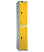 Thumbnail of Probe 2 Door - Extra Wide Yellow Locker