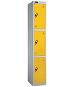 Thumbnail of Probe 3 Door - Extra Wide Yellow Locker
