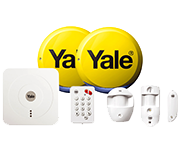 Thumbnail of Yale SR-330 Smart Home Alarm System