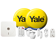 Thumbnail of Yale SR-340 Smart Home Alarm System
