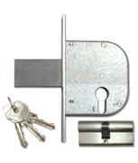Thumbnail of CISA 42022 - Euro Cylinder Gate Lock (85mm)