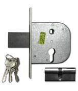 Thumbnail of CISA 42311 - Euro Cylinder Gate Lock (95mm)