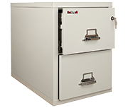 FireKing FK2-21 2 Drawer