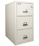 FireKing FK3-21 3 Drawer