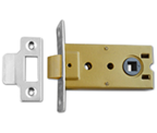 Thumbnail of Asec Flat Pattern Latch (76mm, Nickel Plated)