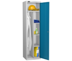Thumbnail of Probe Probe Blue Uniform Locker
