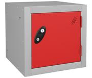 Thumbnail of Probe Small Cube - Red Locker