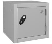 Thumbnail of Probe Small Cube - Grey Locker