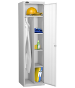 Thumbnail of Probe White Uniform Locker