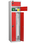 Thumbnail of Probe Two Person - Red Locker