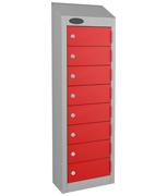 Thumbnail of Probe Red Wallet Locker