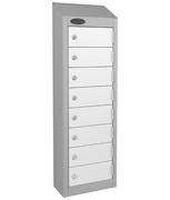 Thumbnail of Probe White Wallet Locker