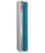 Thumbnail of Probe 2 Door - Ultra Slim Blue Locker