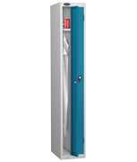 Thumbnail of Probe 2 Door - Ultra Slim Blue Locker