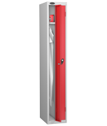 Thumbnail of Probe 2 Door - Ultra Slim Red Locker
