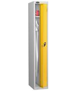 Thumbnail of Probe 2 Door - Ultra Slim Yellow Locker