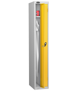 Thumbnail of Probe 2 Door - Ultra Slim Yellow Locker
