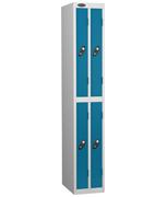 Thumbnail of Probe 4 Door - Ultra Slim Blue Locker