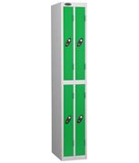 Thumbnail of Probe 4 Door - Ultra Slim Green Locker