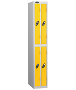 Thumbnail of Probe 4 Door - Ultra Slim Yellow Locker