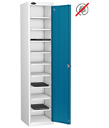 Thumbnail of Probe Ten Bay Blue Laptop Locker
