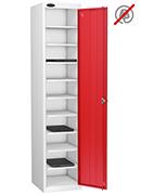 Thumbnail of Probe Ten Bay Red Laptop Locker