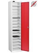 Thumbnail of Probe Fifteen Bay Red Laptop Locker