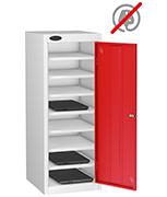 Thumbnail of Probe Eight Bay Red Laptop Locker
