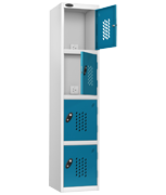 Thumbnail of Probe 4 Door - Blue Recharge Locker