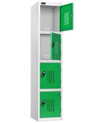 Thumbnail of Probe 4 Door - Green Recharge Locker