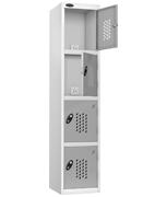 Thumbnail of Probe 4 Door - Grey Recharge Locker