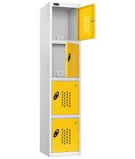 Thumbnail of Probe 4 Door - Yellow Recharge Locker