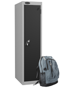Thumbnail of Probe 1 Door - Black Low Locker