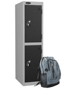 Thumbnail of Probe 2 Door - Black Low Locker