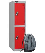 Thumbnail of Probe 2 Door - Red Low Locker