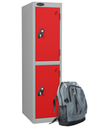 Thumbnail of Probe 2 Door - Red Low Locker