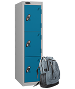 Thumbnail of Probe 3 Door - Blue Low Locker