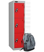 Thumbnail of Probe 3 Door - Red Low Locker