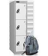 Thumbnail of Probe 3 Door - White Low Locker