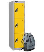 Thumbnail of Probe 3 Door - Yellow Low Locker