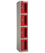 Thumbnail of Probe 4 Door - Vision Panel Locker