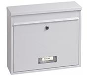 Thumbnail of Correo White - Steel Post Box