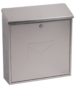 Casa - Stainless Steel Post Box