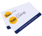 Thumbnail of Yale Smart Lock Key Card (Twin Pack)