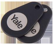 Thumbnail of Yale Smart Lock Black Key Tag (Twin Pack)