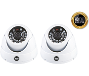 Thumbnail of Yale Indoor HD 1080p CCTV Dome Camera (Twin Pack)