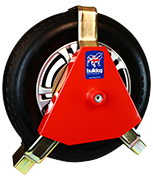 Bulldog Centaur CA3500 Wheel Clamp