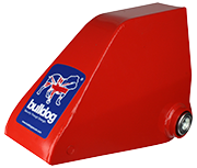 Bulldog Heavy Duty Hitch Lock AB