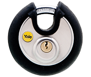 Thumbnail of Yale Y130P High Security Anti Cut 70mm Disc Padlock